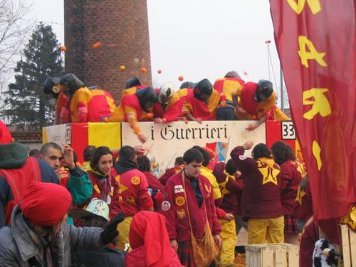 2005 Carnevale Ivrea