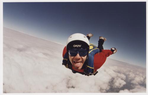 Paracadute (Riccardo)
